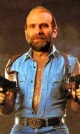 Bruce Schneier with guns for some reason