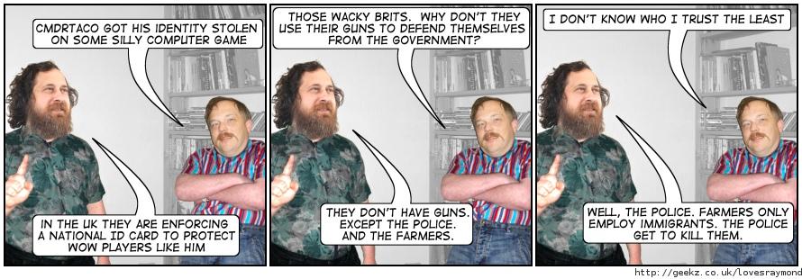 everybody loves eric raymond episode 22 strip