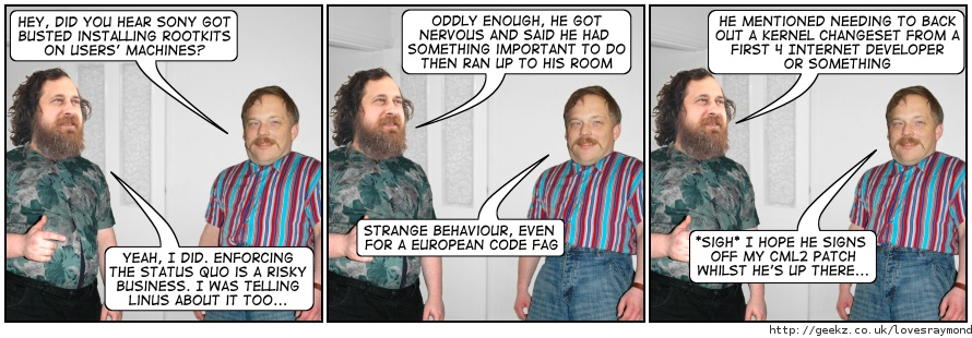 everybody loves eric raymond episode 25 strip