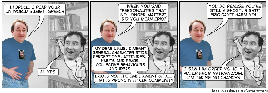 everybody loves eric raymond episode 26 strip