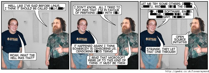 everybody loves eric raymond episode 28 strip