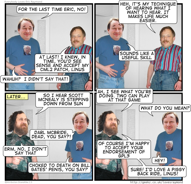 everybody loves eric raymond episode 45 strip
