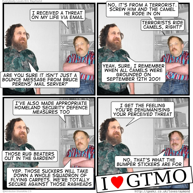 everybody loves eric raymond episode 48 strip