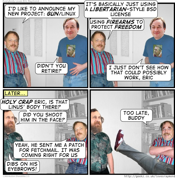 everybody loves eric raymond episode 59 strip
