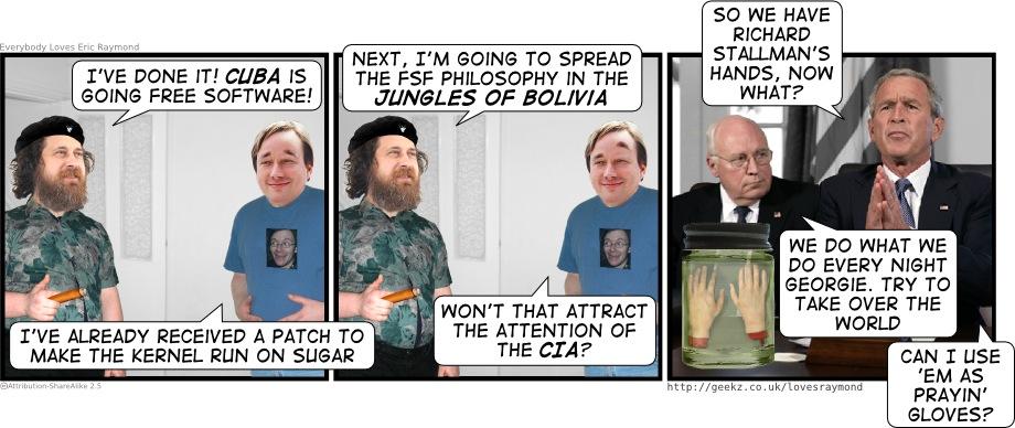 everybody loves eric raymond episode 61 strip